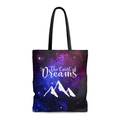 Court of Dreams Tote Bag