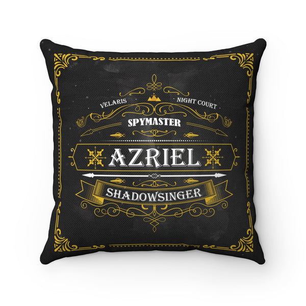 Azriel - A Court of Smut and Wingspans Pillow Case