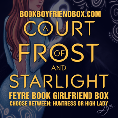 ACOFAS Huntress Feyre Book Girlfriend Box