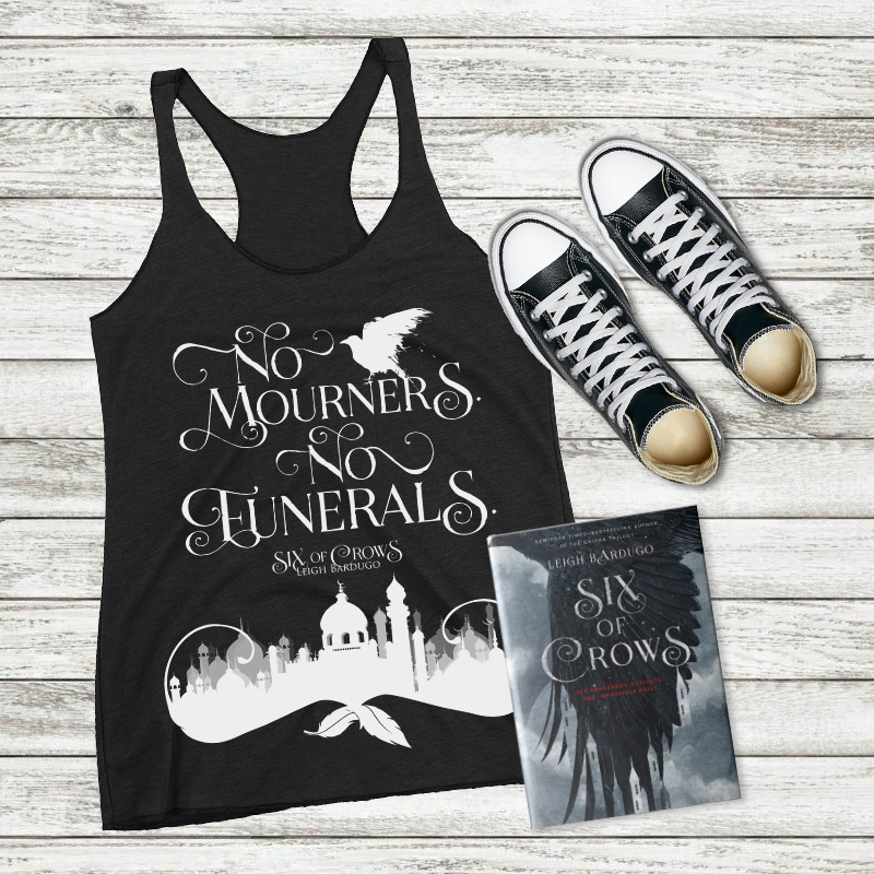 No Mourners No Funerals Tank Top