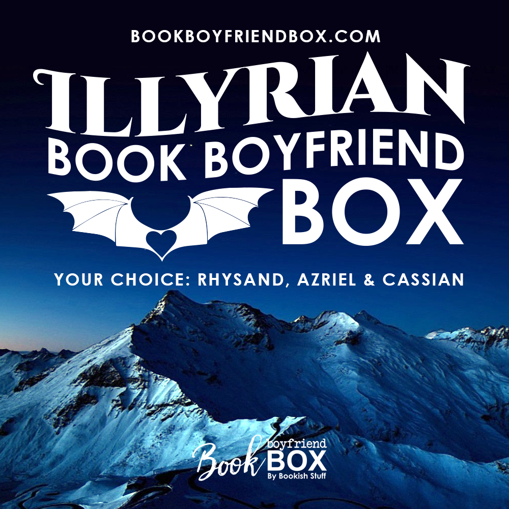 Illyrian Book Boyfriend Box
