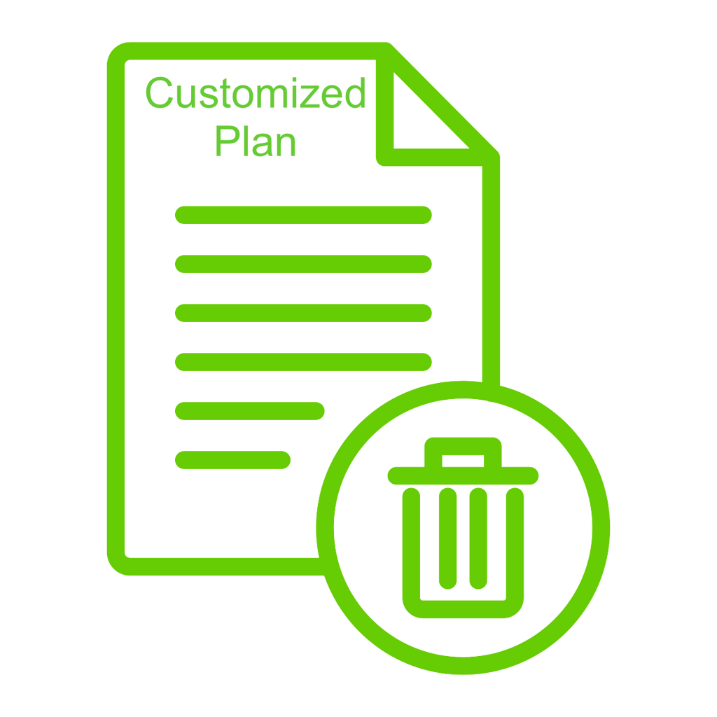 Customized Construction Waste Management Plan