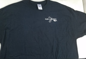 "Black ""Pure Yooper"" T-Shirt"