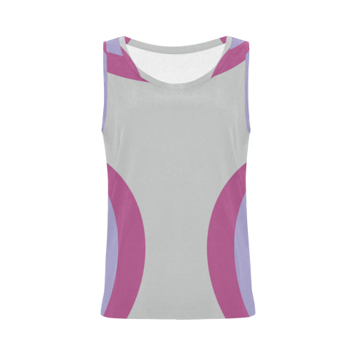 The Pink Robin Tank Top