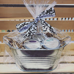 Holiday Gift Basket | Soy Candle Gift Basket