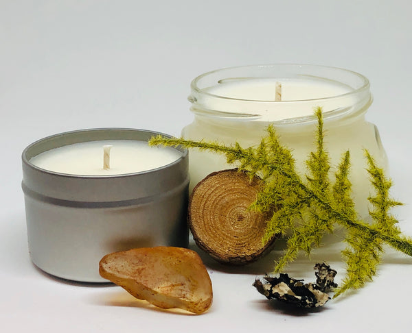 oakmoss amber candle