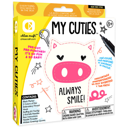 My Cuties - Pig