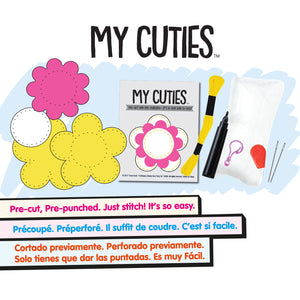 My Cuties - Flower