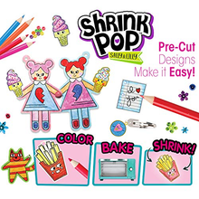 Shrink POP - Sally&Lilly