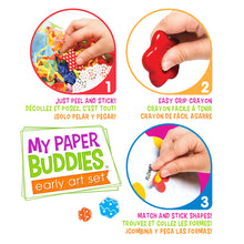 My Paper Buddies_Early Art Set