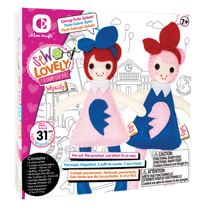 Sew Lovely - Sally&Lilly