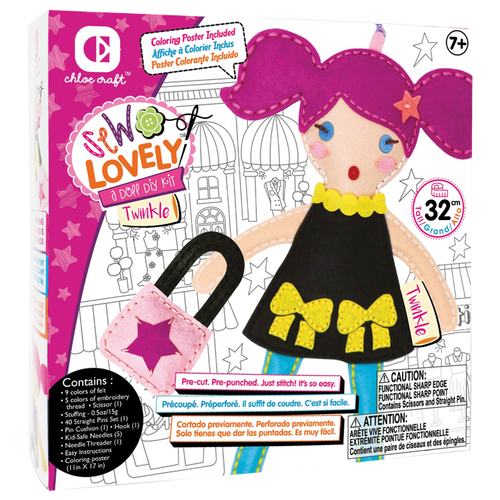 Sew Lovely - Twinkle