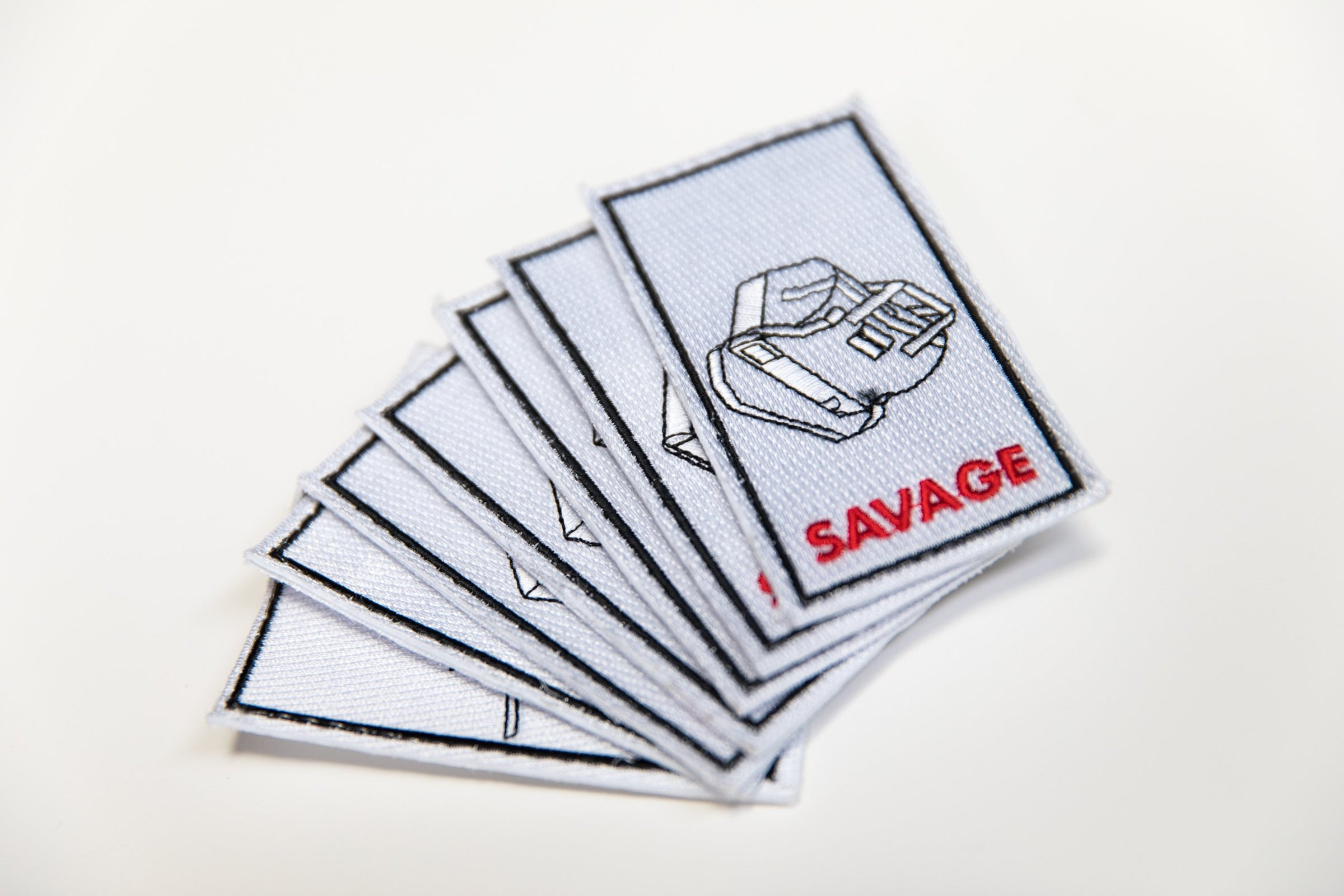 Savage Industries Patch Collection