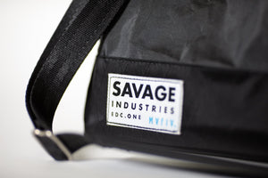 Savage Industries EDC ONE DARK MATTER (Black/Black)