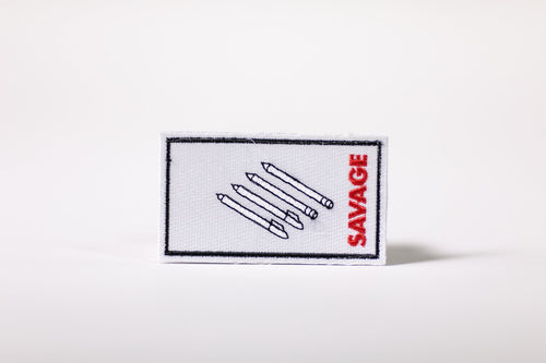 Savage Industries Drawing Patch