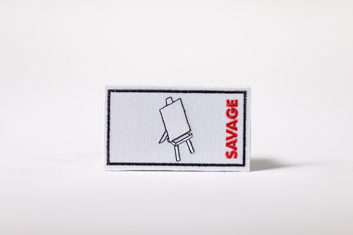 Savage Industries Painting Patch