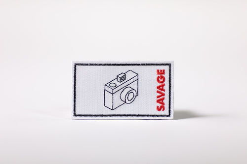 Savage Industries Photography Patch