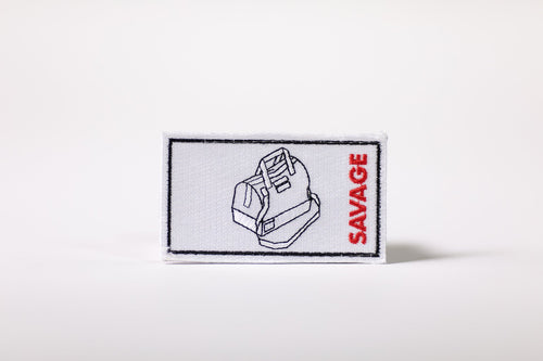 Savage Industries Bag Patch