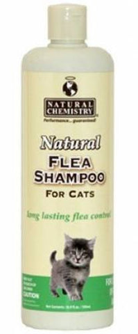 Natural Chemistry Natural Flea and Tick Shampoo for Cats