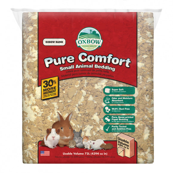 Oxbow Animal Health Pure Comfort Bedding Oxbow Blend Liter Bag