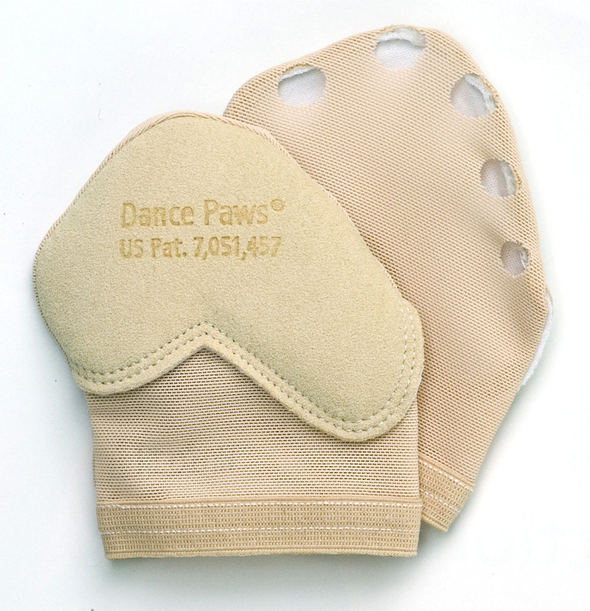 Dance Paws - Padded Sole