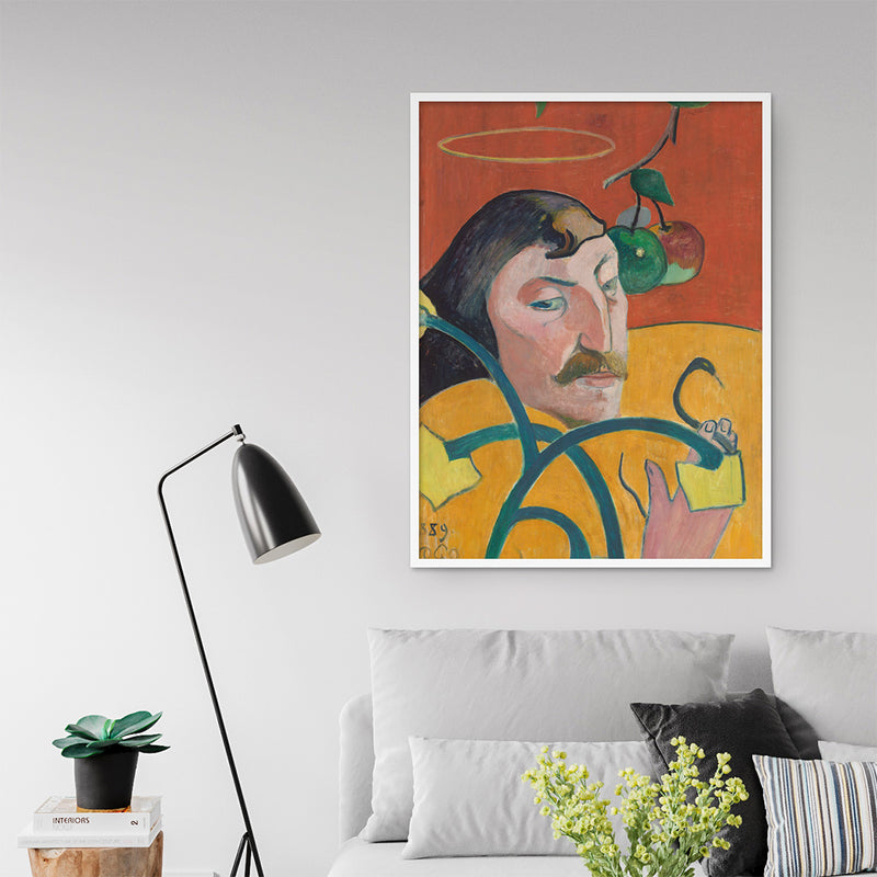 Gauguin Print - Stickaroo Wall Decor