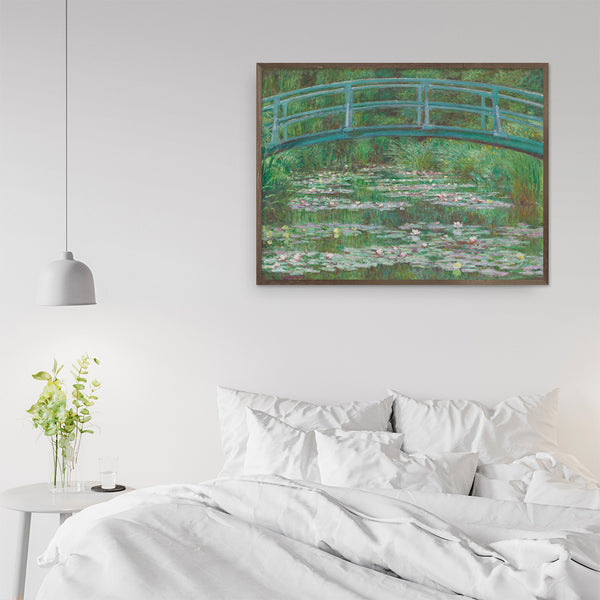 Monet Print - Stickaroo Wall Decor