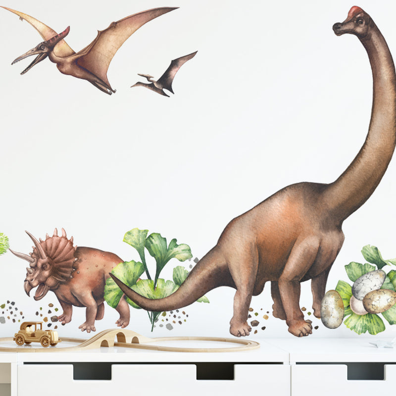 Dinosaur Theme - Stickaroo Wall Decor