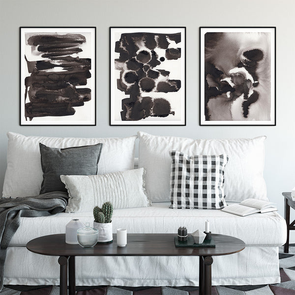 Fine Art Set I, II & III - Stickaroo Wall Decor