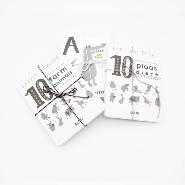 Learn to Count & Alphabet Bundle - Stickaroo Wall Decor