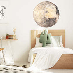 Pluto - Stickaroo Wall Decor