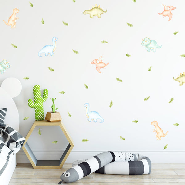Baby Dinosaurs - Stickaroo Wall Decor