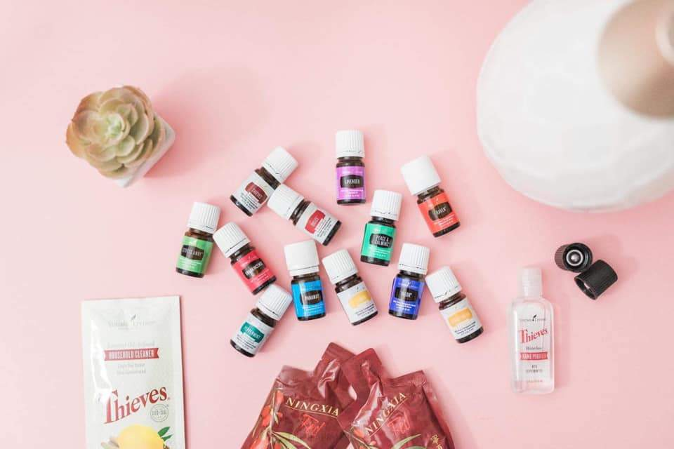 Essential Oils for Brick & Mortar Business Owners | Leanne & Co.