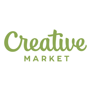 as seen on creative market
