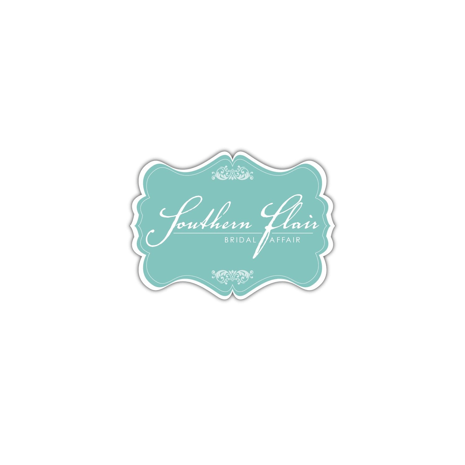 leanne and company southern flair bridal affair logo design charlotte nc