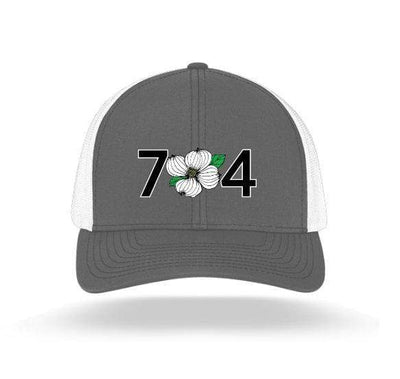 In The 704 Hat graphite 704 Trucker Snapback