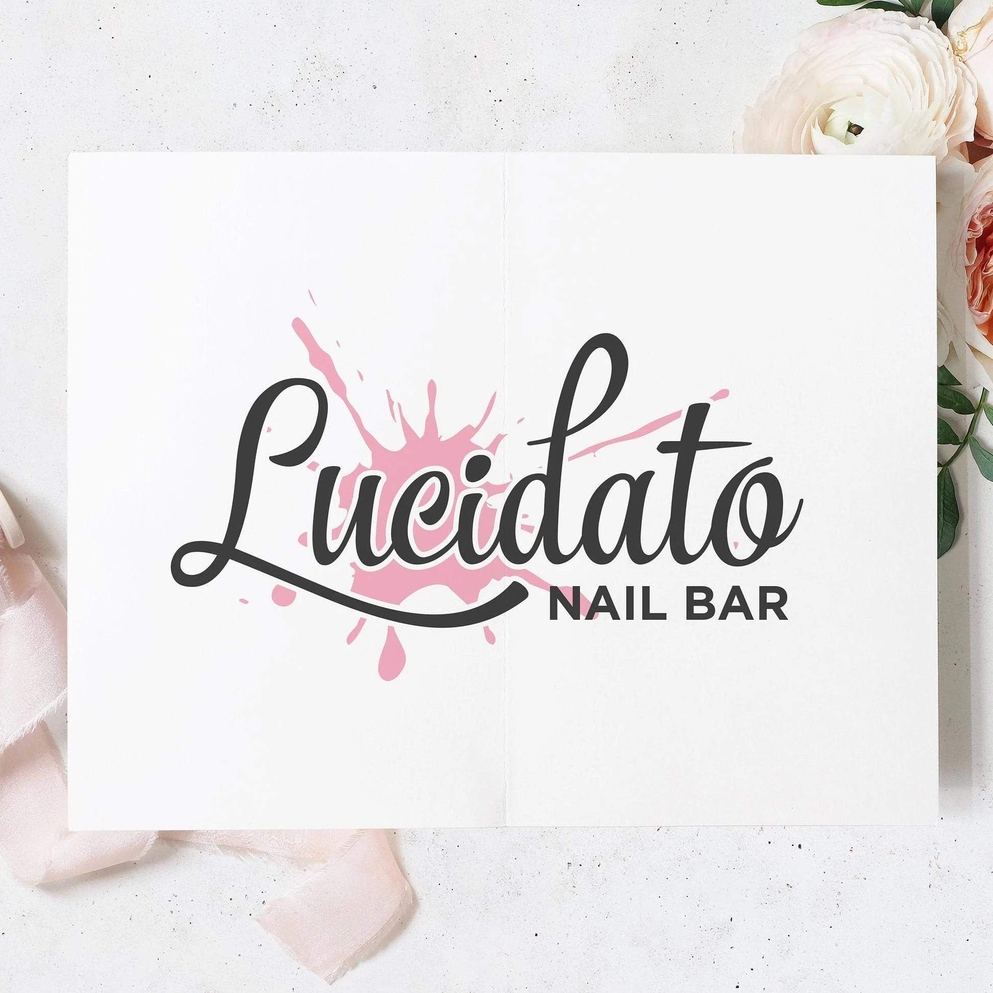 Leanne & Co. Branding Kit Nail Salon Branding Kit