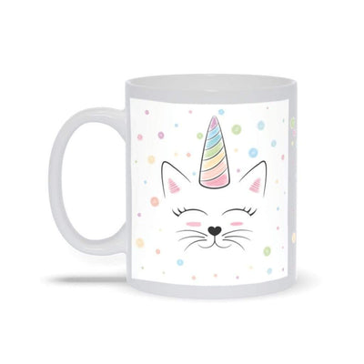 Leanne & Co. Coffee Mug 11 oz Caticorn Mug