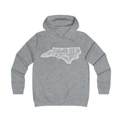 Leanne & Co. Hoodie Heather Grey / XS North Carolina Doodle Classic Unisex Hoodie