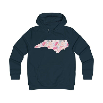Leanne & Co. Hoodie New French Navy / XS North Carolina Peonies Classic Unisex Hoodie