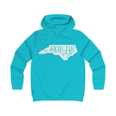 Leanne & Co. Hoodie Turquoise Surf / XS Dallas, NC Classic Unisex Hoodie