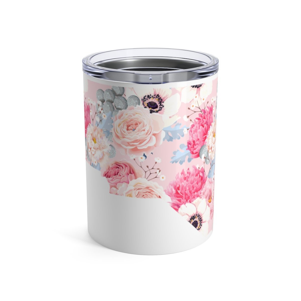 Leanne & Co. Mug 10oz North Carolina Peonies 10oz Tumbler