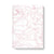 Leanne & Co. Notebook Peony Outline Small Notebook
