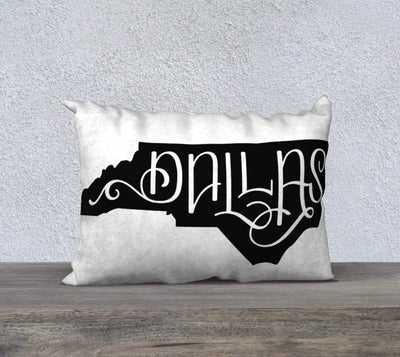 Leanne & Co. Pillow Dallas, NC Throw Pillow