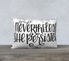 Leanne & Co. Pillow Nevertheless She Persisted Throw Pillow