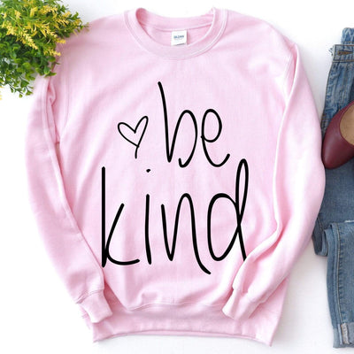 Leanne & Co. Sweatshirt Be Kind Unisex Sweatshirt