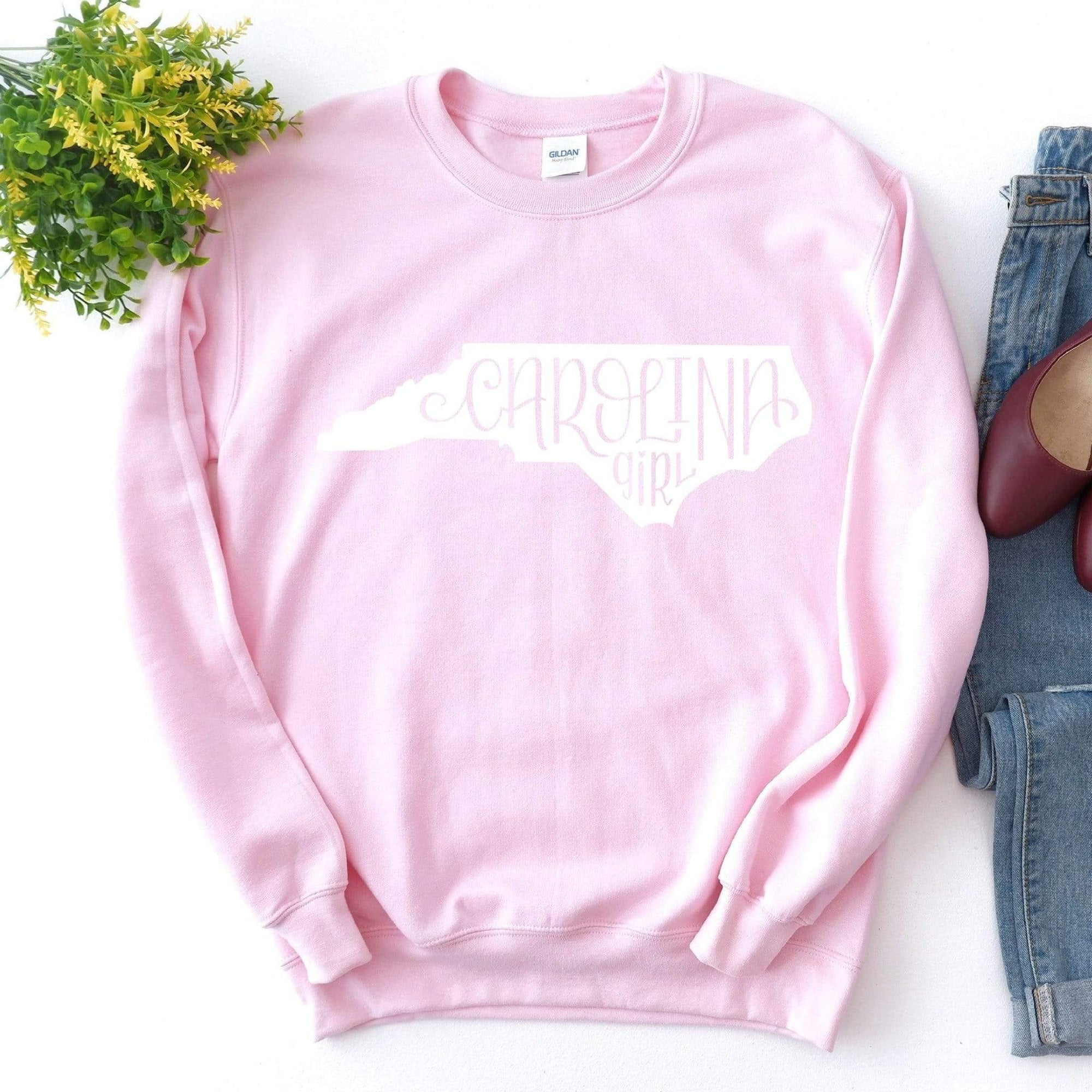 Leanne & Co. Sweatshirt Carolina Girl Unisex Sweatshirt