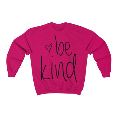 Leanne & Co. Sweatshirt Heliconia / L Be Kind Unisex Sweatshirt