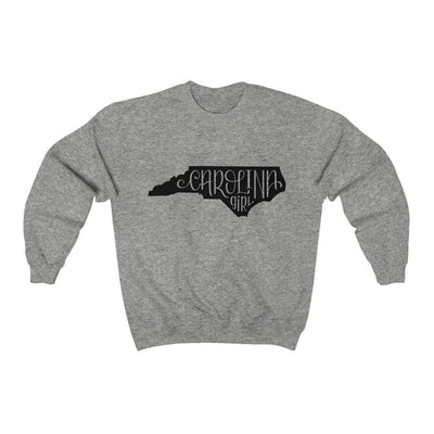 Leanne & Co. Sweatshirt Sport Grey / S Carolina Girl Unisex Sweatshirt