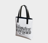 Leanne & Co. Tote Bag Nevertheless She Persisted Tote Bag